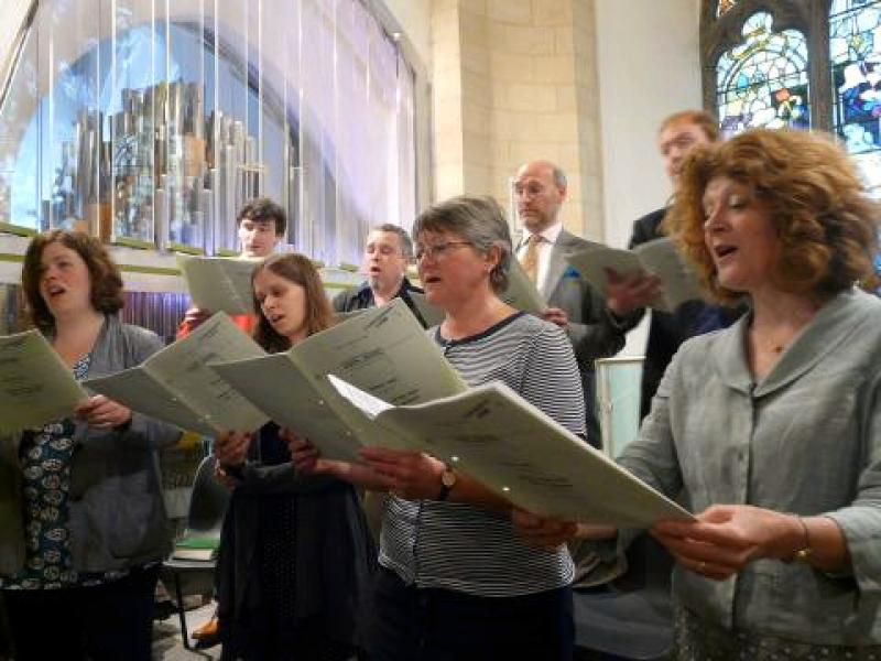St Mary Magdalen Choir